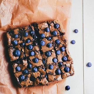 Chocolate Blueberry Brownies Recipes