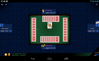 Screenshot of Play Belot (Bridge-belote)
