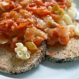 Tomato Cream Sauce Eggplant Recipes