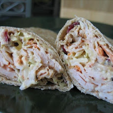 Crunchy Turkey Pita Pockets