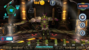 Screenshot of Roblade:Design&Fight