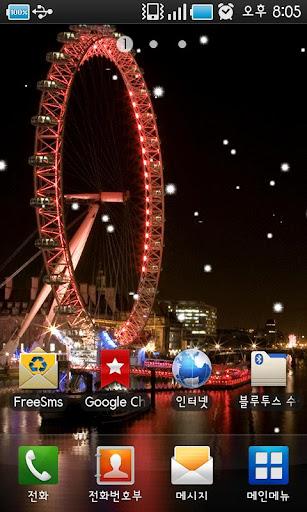 玩個人化App Night Scenery Livewallpaper免費 APP試玩