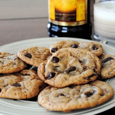 Kahlua Chocolate Chunk Cookies