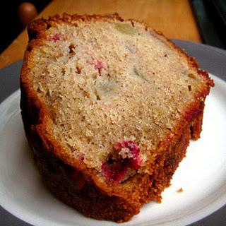 Cranberry Pear Cake Recipes