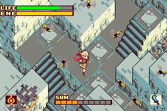 Boktai 2: Solar Boy Django