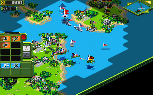 tropical-stormfront-lite-rts for android screenshot
