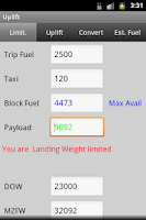 Screenshot of Aviation Uplift/Fueling