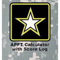 APFT Calc w/ Score Log ad-free icon