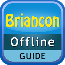 Briancon Offline Map Guide