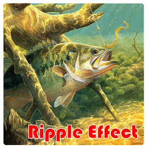 Bass fishing ripple wallpaper android apps on google play for Bass fishing apps