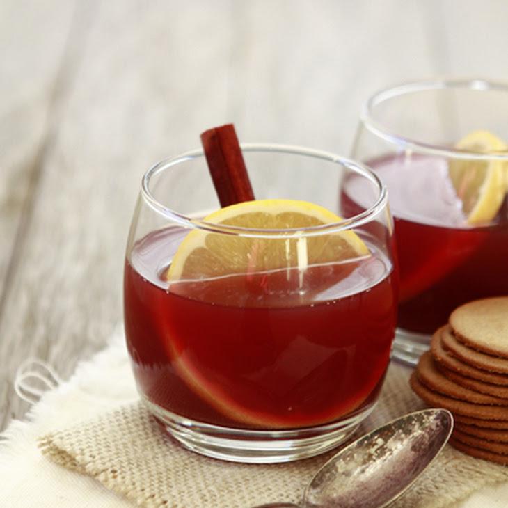 Spiced Pomegranate Apple Cider Recipes — Dishmaps