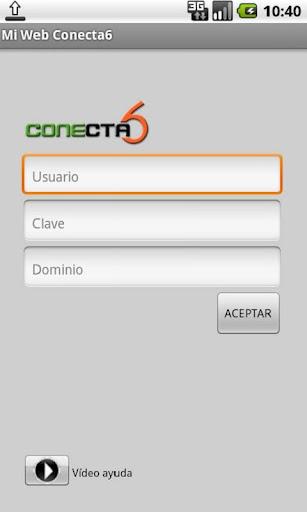 Conecta6 Mi Web