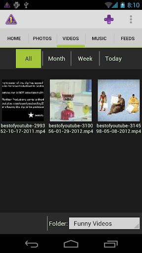 Juice for Roku - screenshot