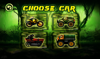 Screenshot of Fun Jungle Racing