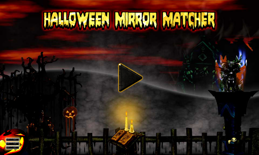 Halloween Mirror Matcher - screenshot