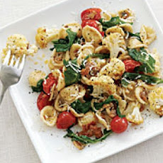 Orecchiette Pasta With Wisconsin Cheese