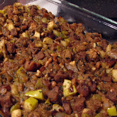 Apple Chestnut Stuffing