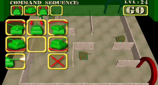 Tank Strategy - screenshot