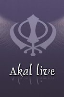 Screenshot of Akal Live