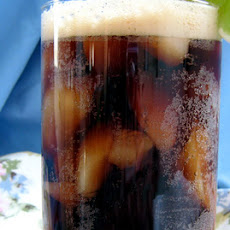 Coffee-Cola Cooler (Non-Alcoholic)