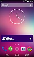 Screenshot of Juice FM Radio, Liverpool