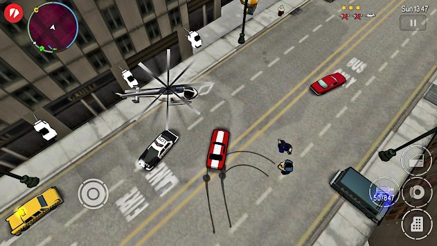 GTA: Chinatown Wars apk screenshot