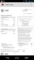 Screenshot of Manilla - Bills and Reminders