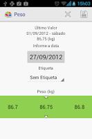 Screenshot of BHF Tracker