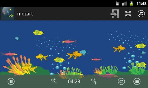 Baby Lullaby - Unlocker App