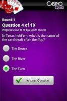 Screenshot of Ultimate Casino Quiz