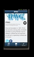 Screenshot of IPWG