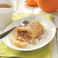 Mini Apple Strudels Recipe