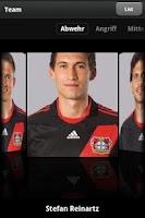 Screenshot of Bayer 04 Leverkusen