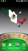 Screenshot of Mexico Football Wallpaper