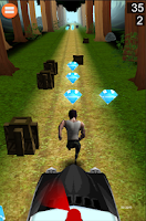 Screenshot of Temple Runner Aztec