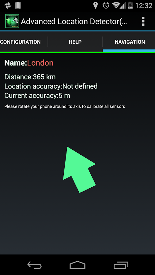 AdvancedLocationDetector (GPS) Screenshot 7