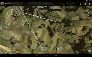 Screenshot of DayZ Standalone Map - iZurvive