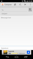 Screenshot of Connect to Hotmail