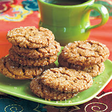 Molasses-Spice Crinkles