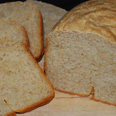 Bread Machine Wheat Germ Buttermilk Bread