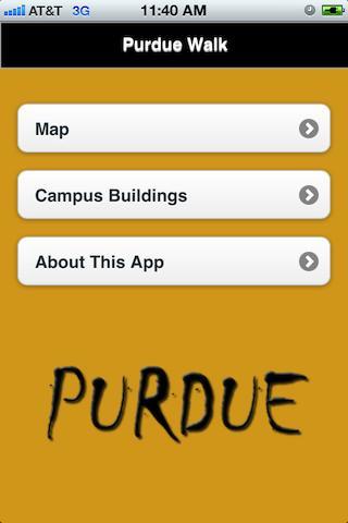 Purdue Walk