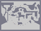 Thumbnail of the map 'leon's hard on'