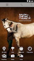 Screenshot of Salon du Cheval de Paris