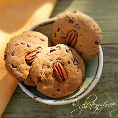 Pumpkin Pecan Cookie