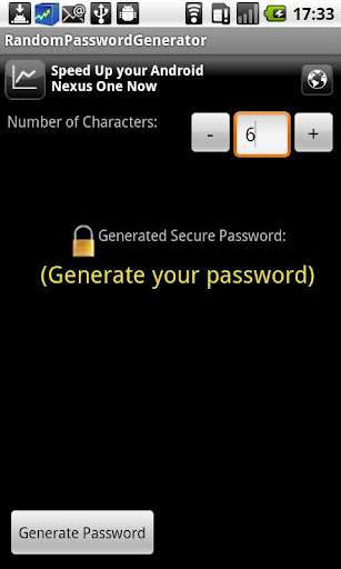 RandomPasswordGenerator