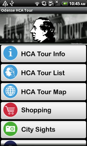 Odense HCA Tour Guide