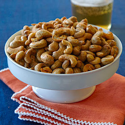 Cumin-Roasted Cashews