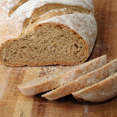 Rye Bread with Molasses and Caraway