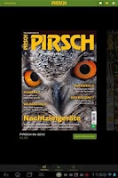 Screenshot of Pirsch