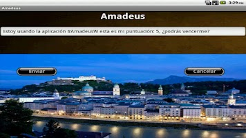 Screenshot of AmadeusW